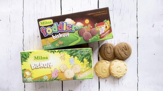 Review Milna Toddler Biskuit