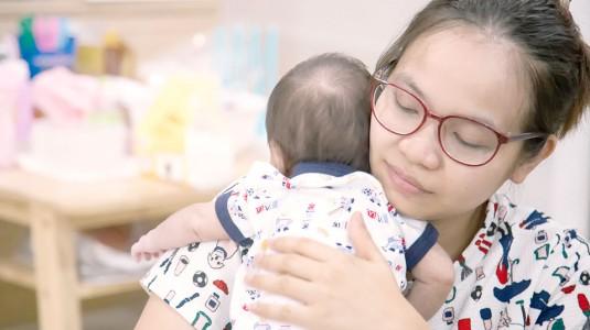 Bergulat Dengan Anemia Pasca Melahirkan