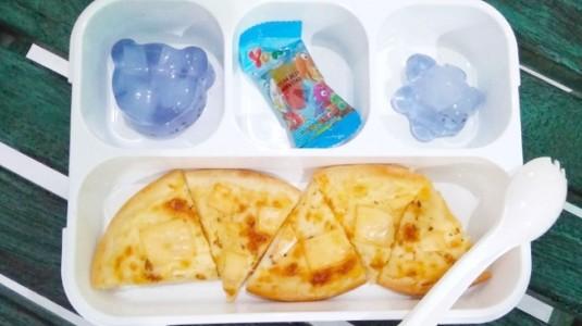 Resep Bekal Anak: Mini Pizza Keju