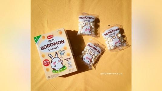 Review Monde Boromon Cookies