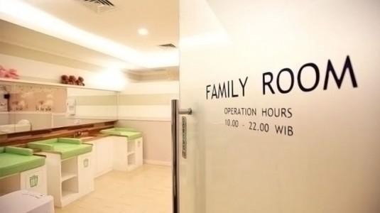 Review Berbagai Nursery Room di Mall: Bagian 2