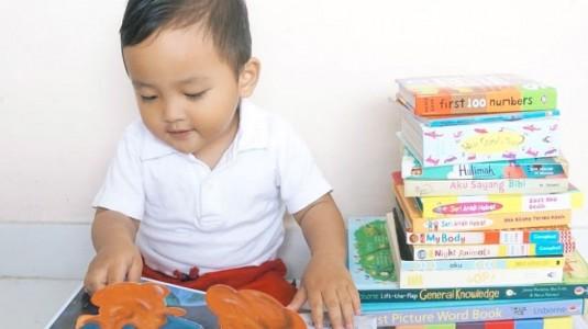 Tips Membeli Buku Anak Agar Tidak Melebihi Budget