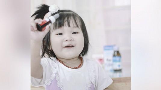 Pentingnya Zat Besi untuk Anak