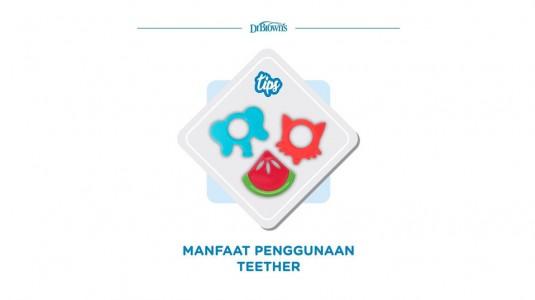 Manfaat Penggunaan Teether