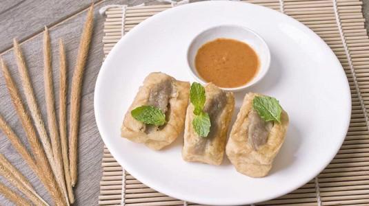 Resep Tahu Isi Daging Homemade