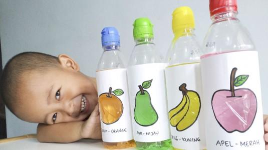 Ide Bermain untuk si Kecil: Magic Fruits