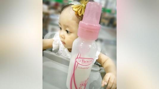 Ingin Kualitas ASIP Tetap Terjaga Yuk Gunakan Botol Susu Anti Kolik!