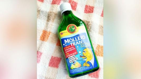 Review Moller's Tran: Bisakah Menambah Nafsu Makan?