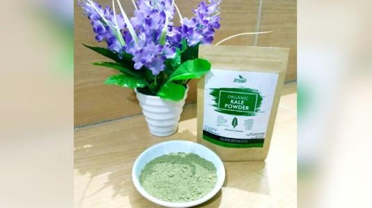 Kale Powder, Superfood untuk Keluarga