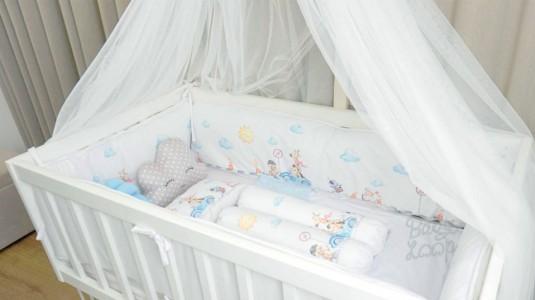 Menyiapkan Tempat Tidur yang Ideal untuk Si Kecil