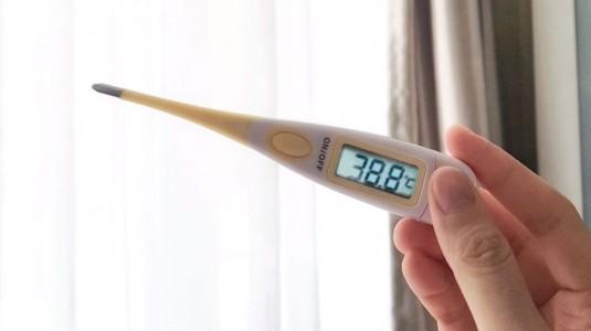 Bye Bye Fever Pasca Vaksinasi DPT