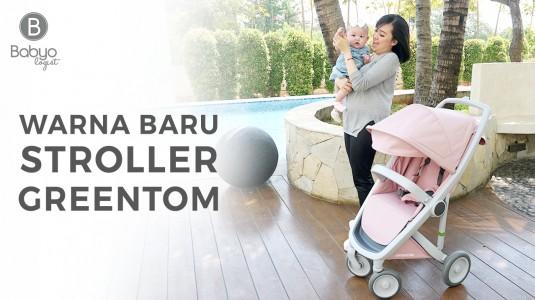 Babyo Review: Warna Baru Greentom Stroller
