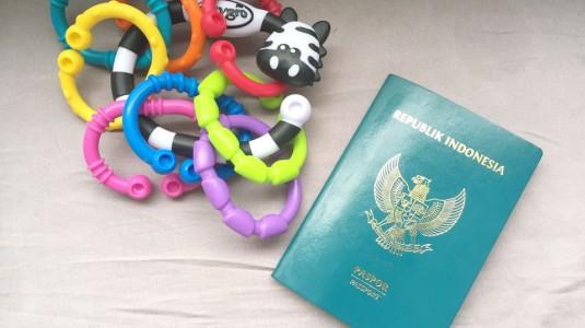 Membuat Paspor Bayi dengan Mudah & Cepat