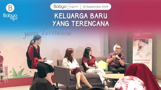 Babyo Session: Keluarga Baru yang Terencana