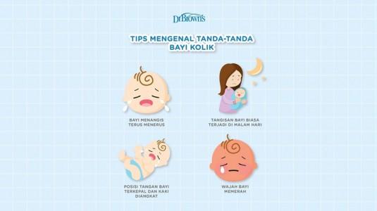 Tips Mengenal Tanda-tanda Bayi Kolik
