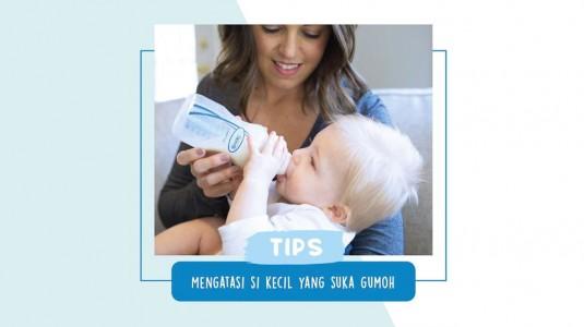Tips Mengatasi Si Kecil yang Suka Gumoh