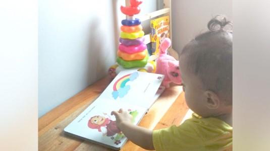 Pojok Belajar Berhasil Membuat Anakku Mengurangi Pemakaian Gadget