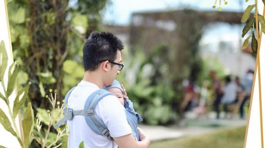 Pentingnya Dukungan Seorang Ayah ASI