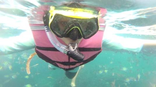 Bolehkah Snorkeling Saat Hamil?