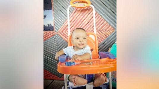 Review Baby Chair Baby Stroller dari Family: Masa MPASI Ghilman Jadi Menyenangkan