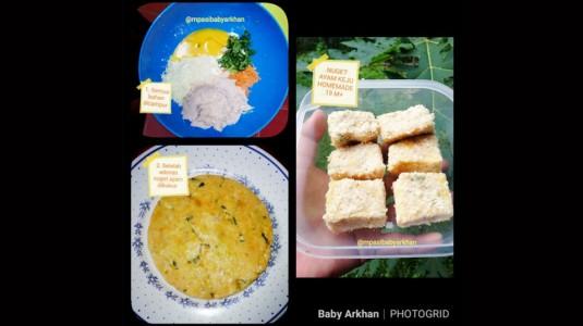 Nuget Ayam Keju Homemade (19 M+)