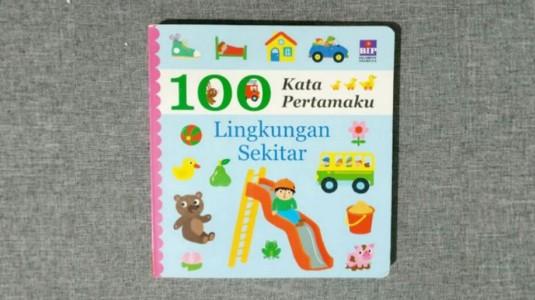 Review Buku 100 Kata Pertamaku: Seri Lingkungan Sekitar