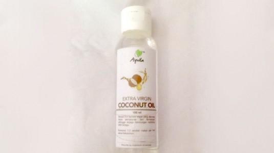 Review Aquila Extra Virgin Coconut Oil: Minyak Kelapa Banyak Manfaat