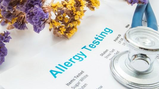 Tes BIO E Karena Dideteksi Alergi