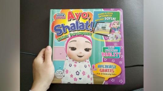 Review Buku Ayo Sholat Alif dan Sofia