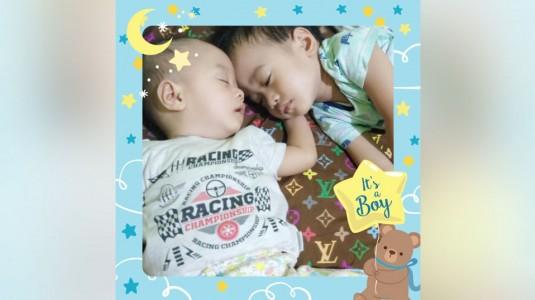 Tips Membiasakan Anak Tidur Tepat Waktu