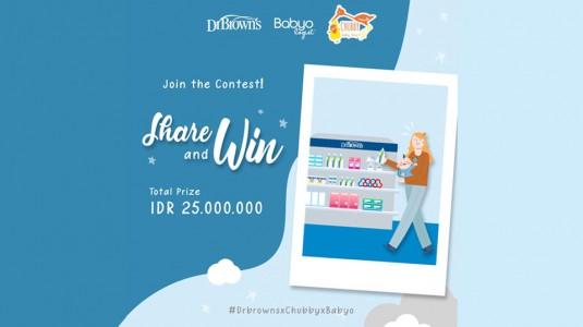 Cara Ikutan Share and Win Photo Contest