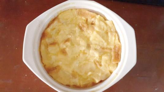 Resep Puding roti, Camilan MPASI 8M+