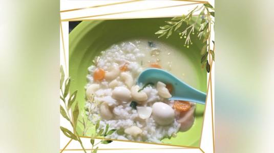 Sup Makaroni Telur Puyuh