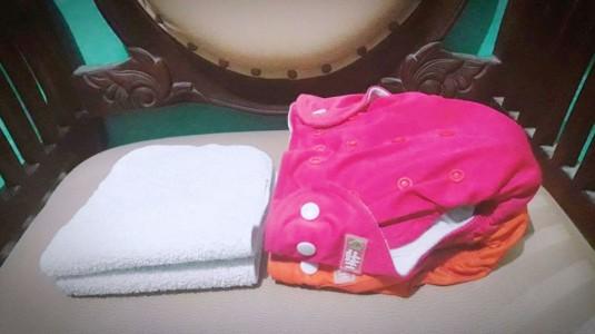 Cloth Diapers Little Hippo: Ramah Lingkungan dan Ramah di Kantong