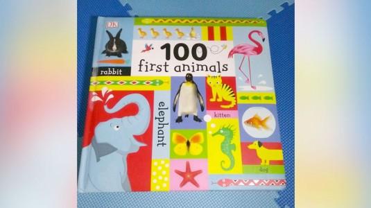 100 First Animals, Cara Mudah Mengenalkan Berbagai Hewan pada si Kecil