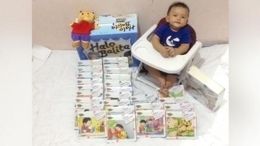 Review Buku Anak Halo Balita