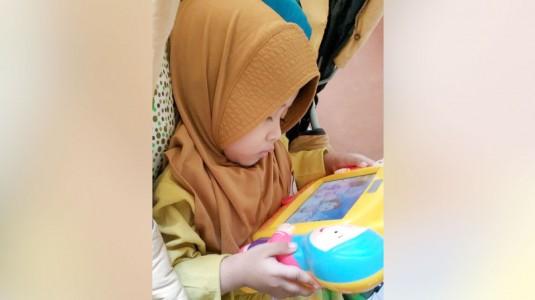 New Smart Hafiz Touch Screen Mengalihkan Anakku Dari Gadget