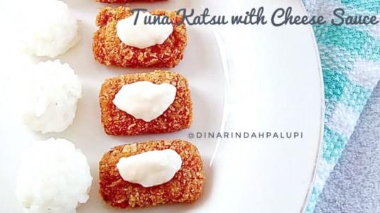 Resep MPASI Tuna Katsu with Cheese Sauce (17M+)