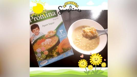 Review Promina Sup Mi Ayam Sayur