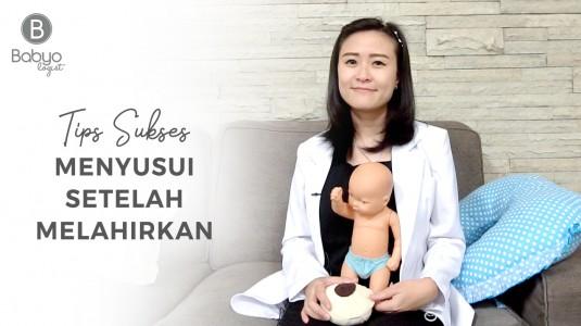 Babyo Tips: Menyusui Setelah Melahirkan by dr. Elizabeth Margaretha