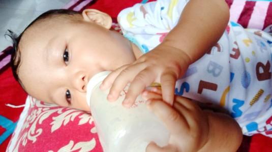 Review Susu Chil-Mil dari Morinaga: Sufor Lanjutan Pilihanku untuk Ghilman