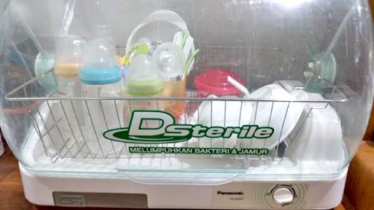 Honest Review - Panasonic Dsterile Dish Dryer