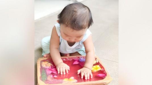 Tips Stimulasi Otak Baby di 1000 Hari Pertama Usianya