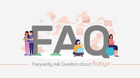 FAQ - Babyo Story, Points, dan Babyo App