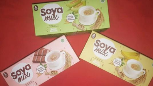 Soya Mix Mama Bear: Solusi Busui yang Gampang Lapar
