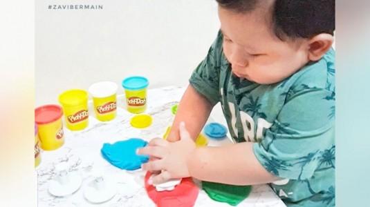 Cara Mudah Menstimulasi Pre-writing Skill Activity si Kecil