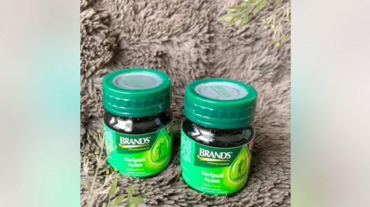 Review Brand's Saripati Ayam by Mom Maria