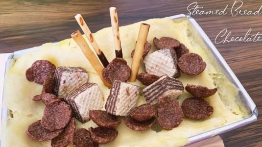 Steamed Bread Chocolate (MPASI 12M+)