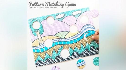 Ide Bermain Anak - Pattern Matching Game