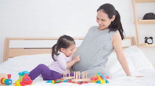 Manajemen Diri & Mempersiapkan Anak Pertama Menjadi Seorang Kakak